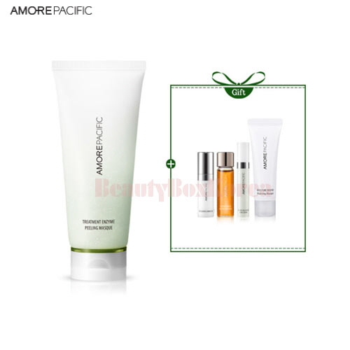 AMOREPACIFIC Treatment Enzyme Peeling Mask Set [Monthly Limited -July 2018]